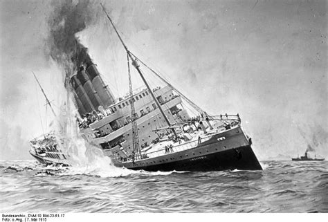 Rms Lusitania Wreck Photos by Last Lusitania Survivor Dies At Age 95 The Cotton Boll