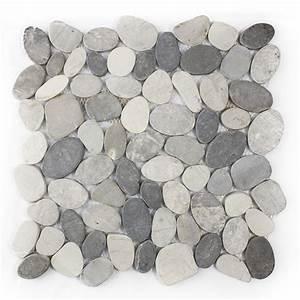 Mosaik Dusche Versiegeln : fliesen in kieseloptik aus echtem marmor fliesenonkel ~ Michelbontemps.com Haus und Dekorationen