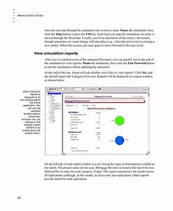 View Simulation Reports