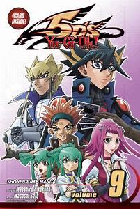 Yu Gi Oh 5du002639s Manga Volume 9