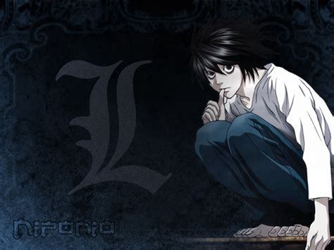 L wallpapers Death Note
