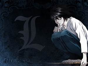 L wallpapers Death Note | Fondos de Pantalla
