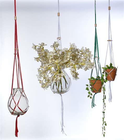 fabriquer une chambre de culture cache pot suspendus pot de fleurs suspendu et jardinière