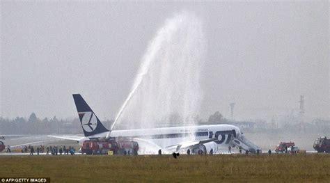 warsaw boeing  plane crash pilot tadeusz wrona