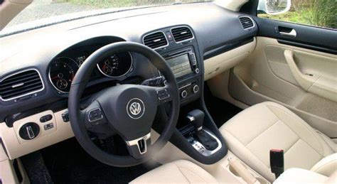 Volkswagen Jetta 2010 Interior by 2010 Vw Jetta Sportwagen Tdi Review