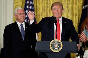 It's Official: Trump Announces Space Force as 6th Military ...