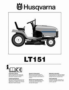 Lt 151 Manuals