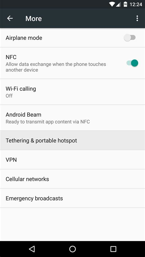 how to tether android how to enable free wifi tethering on android marshmallow