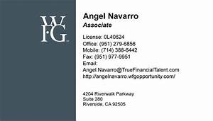 Wfg businesscard true bookkeepingtalent for Wfg business cards