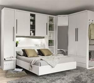 Dressing Autour Du Lit : pont de lit meubles c lio ~ Melissatoandfro.com Idées de Décoration