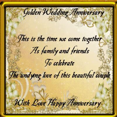 golden wedding anniversary  milestones ecards greeting cards