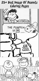 Coloring Peanuts Snoopy sketch template
