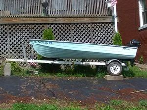 Jon Boats For Sale Pittsburgh Pa by New And Used Boat Motors For Sale In Pittsburgh Pa Offerup