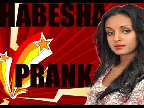 actress mahder assefa amaizingly pranked  habesha prank