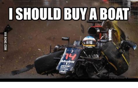 Boat Crash Meme by I Should Buy Aboat F1 Crash Meme On Me Me