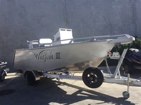 Trailcraft Boats For Sale Perth by New Craft 5m Centre Console Trailer Boats Boats