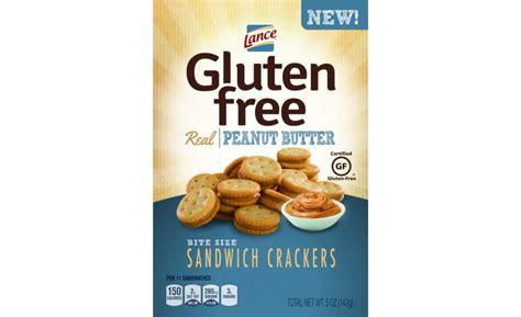 Lance Gluten-Free Sandwich Crackers | 2015-04-29 | Snack ...