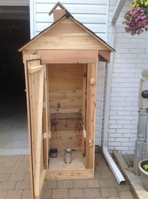 build   cold smoke shack diy pinterest build