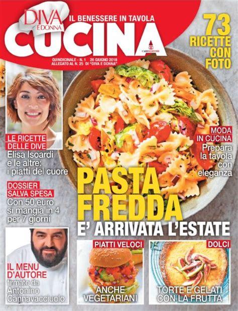 E Donna Settimanale Nasce E Donna Cucina Spot And Web