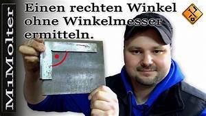 Rechten Winkel Berechnen : einen rechten winkel ohne winkelmesser ermitteln von m1molter youtube ~ A.2002-acura-tl-radio.info Haus und Dekorationen