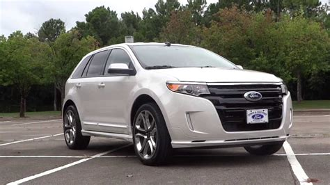 2013 Edge Sport by 2013 Ford Edge Sport Awd Review Car Design Today