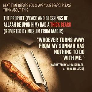 20+ Best Islami... Beard In Islam Quotes