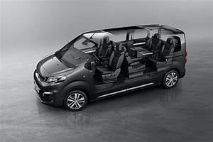 Genève 2016 : Peugeot Traveller le blog auto