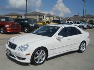 2007 Mercedes C230 Sport Sedan