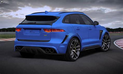 jaguar  pace svr picture  autocar release