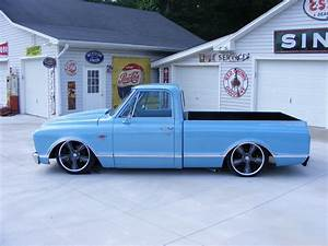 1967 Bagged Chevy C10 Custom Pickup Truck Air Ride BADD ASS YouTube
