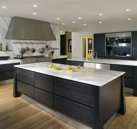 ideas for kitchen worktops white granite fitting kitchen worktops with black painted