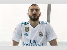 Le maglie adidas 201718 del Real Madrid Marte