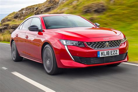 Peugeot Picture by New Peugeot 508 Gt 1 6 Turbo Uk Review Auto Express
