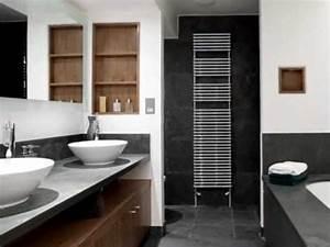 idees deco salle de bain tendance deco cool youtube With salle de bain design avec vasque villeroy et boch