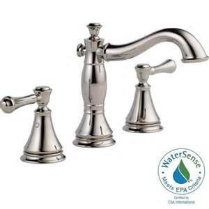 Delta Cassidy Bathroom Faucet Home Depot by Delta Gold Widespread Faucet Gold Delta Widespread Faucet