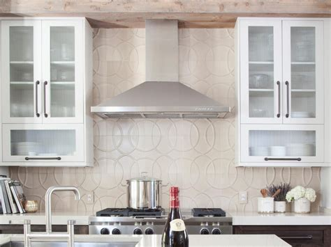backsplash tile for white kitchen facade backsplashes pictures ideas tips from hgtv hgtv 7579