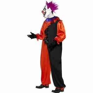 Grusel Kostüm Kinder : grusel clown kost m clownkost m bobo orange wei m 48 50 ~ Lizthompson.info Haus und Dekorationen