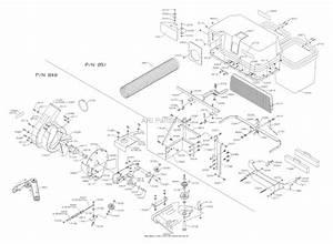 Dixon Ztr 423  1976  Parts Diagram For Blower  Bagger For Ram 44 U0026quot