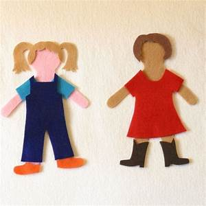 felt dress up doll template - 62 best images about flannel board on pinterest flannel