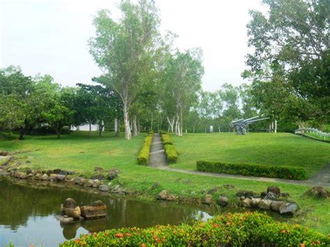 japanese garden of peace park corregidor island b l a