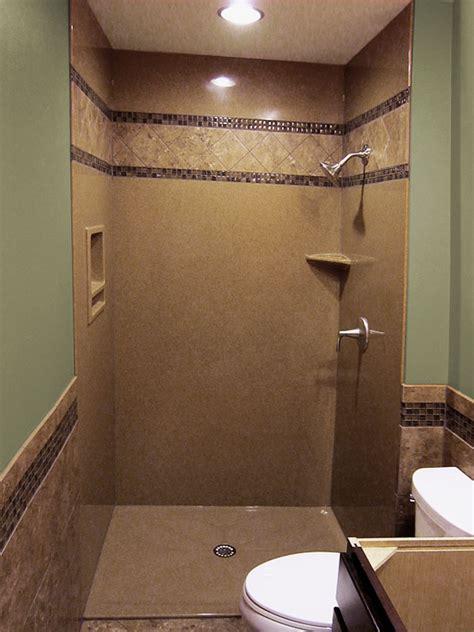 shower pans corner showers  bathroom remodeling