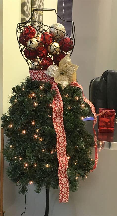 hair salon christmas tree theshop christmas