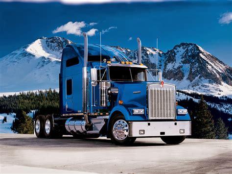 kenworth kamionok klasszikus amerikai autok fotoblog