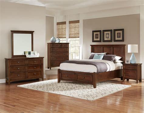 Bassett Vaughan Bedrooms by Vaughan Bassett Bonanza King Bedroom Belfort