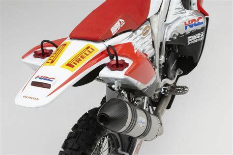 Honda Launches Dakar Assault With The New Crf 450 Rally