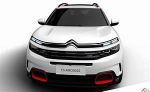 2018 Citroen C5 Aircross On Sale Late Summer