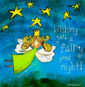 Fairy Good Night Quotes