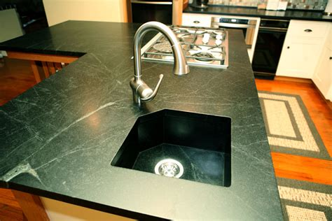 Soapstone Countertop Maintenance - soapstone countertops robertson kitchens erie pa