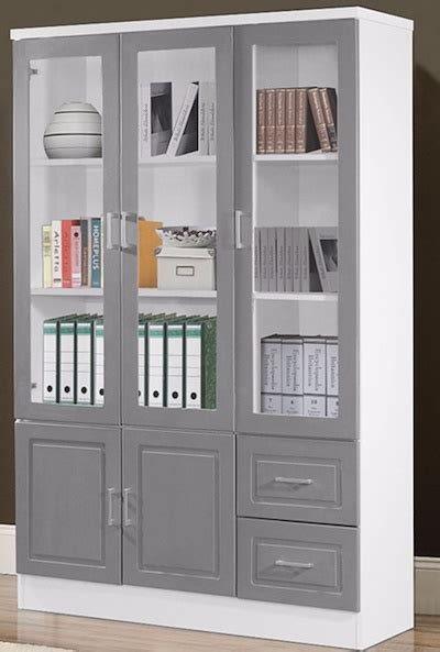 Book Cabinets With Doors by Qoo10 Book Shelf Book Cabinet Storage Cabinet With