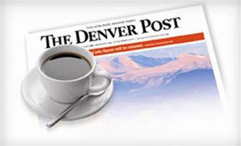 denver post subscription